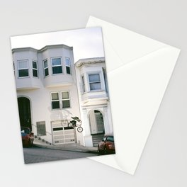 Gap to Hill Bomb Stationery Cards
