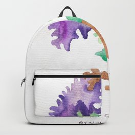 Matisse Inspired   Becoming Series    Grassy Backpack