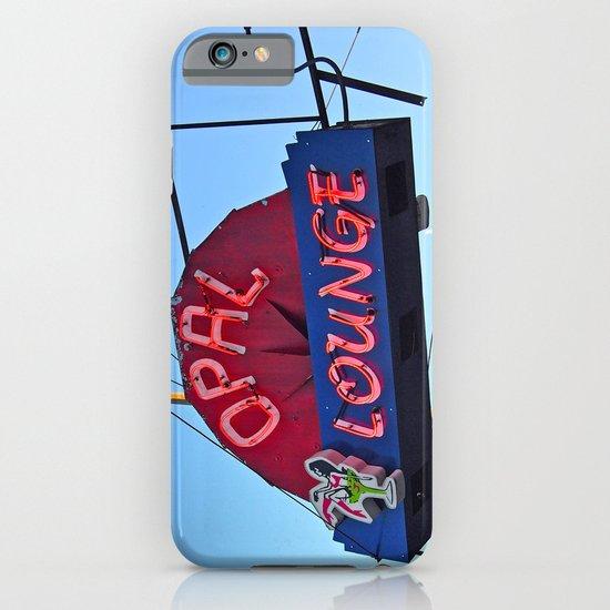 Historic neon iPhone & iPod Case