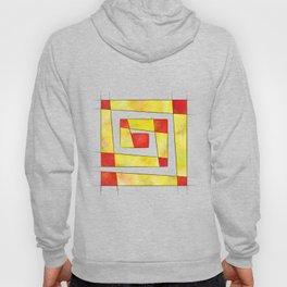 Semirenium - simple coloured cube world Hoody