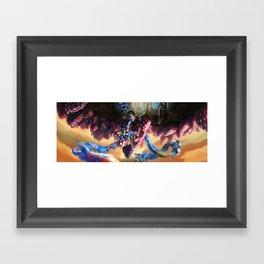 Mushberry Hill Framed Art Print