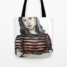 Sketch of The Neighbourhood's Zach Abels Tote Bag