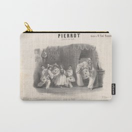 Coindre Victor fl PierrotAdditional Soirees parisiennesAdditional Les soirees parisiennes Carry-All Pouch