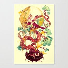 Dreams Astray Canvas Print