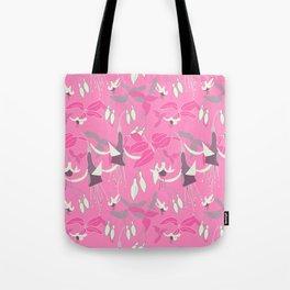 Fuchsia Pink. Tote Bag