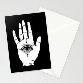 Hamsa Horus Stationery Cards