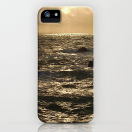 THE CALM AFTER THE STORM iPhone Case