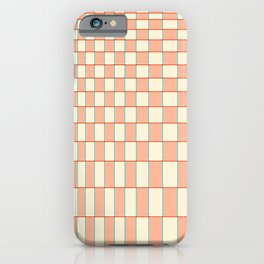 Abstraction_NEW_ILLUSION_PATTERN_Minimalism_001 iPhone Case