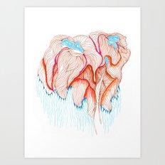 IVY Art Print