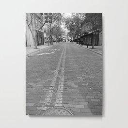 Street photography Metal Print