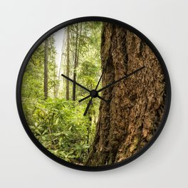 Been Around a Long Long Time Wall Clock