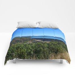 Shasta Lake View Comforters