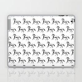 Horse Trot Laptop & iPad Skin