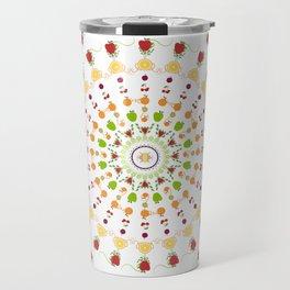 AFE Fruit Mandala Travel Mug