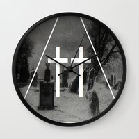 witch Wall Clocks featuring Witch by A C U L T