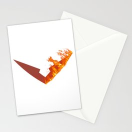 Guardian of Fire - Voltron Stationery Cards