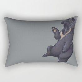 Hello I am Bear. Rectangular Pillow