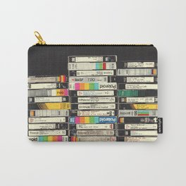 VHS Stack Carry-All Pouch