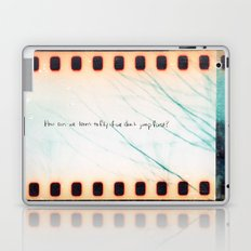 Learning to fly Laptop & iPad Skin