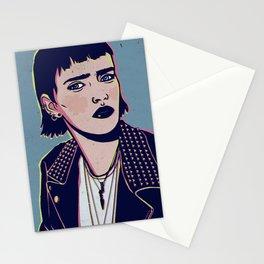 Rock Betty Stationery Cards