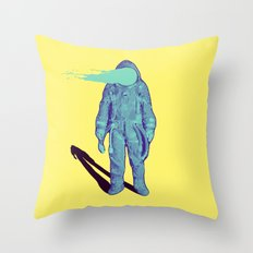 This is just a simple astronaut  Throw Pillow