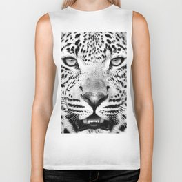 Leopard, Animal, Scandinavian, Minimal, Trendy decor, Interior, Wall art Art Biker Tank