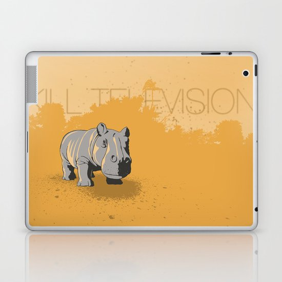Kill Television Laptop & iPad Skin