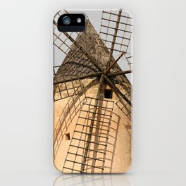 [mallorquin] ... ready for the winds! iPhone Case