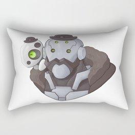 BOB and Aron Rectangular Pillow