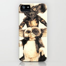 Gizmo by Aaron Bir iPhone Case