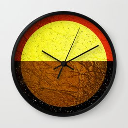 Abstract #227 Wall Clock
