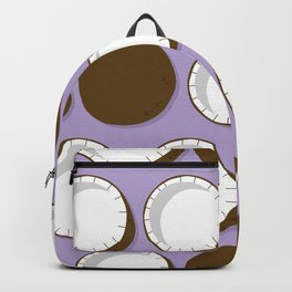 Coconut pattern 02 Backpack