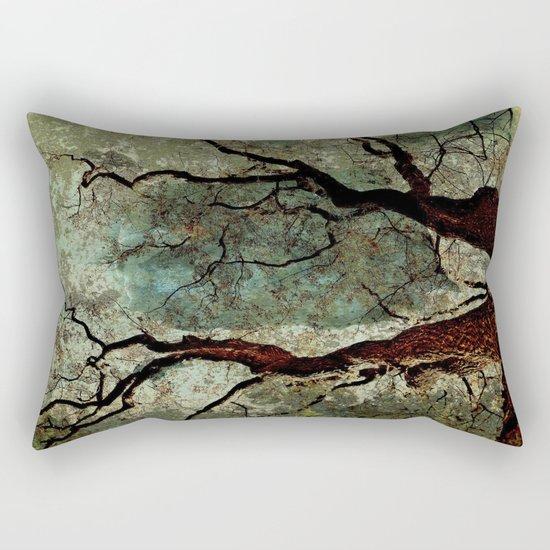 Tree Of A Thousand Thoughts Rectangular Pillow