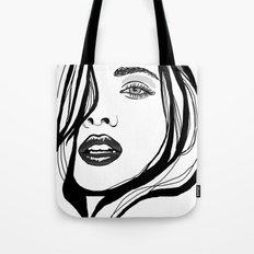 That Girl Tote Bag
