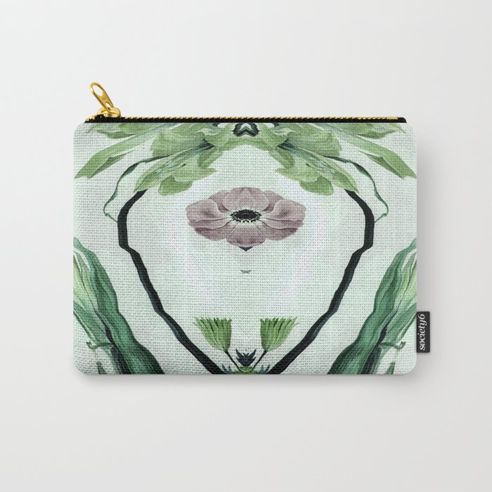 Green life Carry-All Pouch