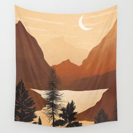 River Canyon Wall Tapestry