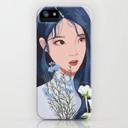 Blueming iPhone Case