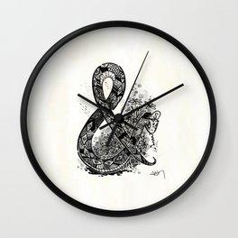 Amperssssssssand Wall Clock