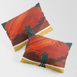 Phobos Deimos Pillow Sham