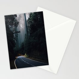 No one gets left behind Stationery Cards