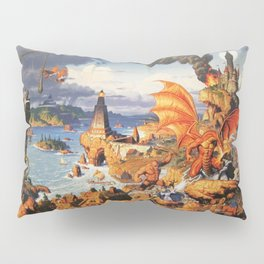 Ultima Online poster Pillow Sham