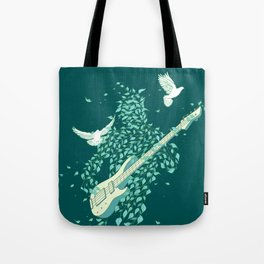 Nature Rocker Tote Bag