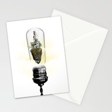 CITY IN THE LIGHT Stationery Cards