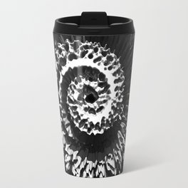 Fractal Swirl Travel Mug