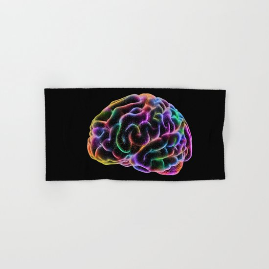 COSMIC CONSCIOUSNESS Hand & Bath Towel