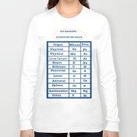 medicine Long Sleeve T-shirts featuring DIY Medicine by GroveCanada