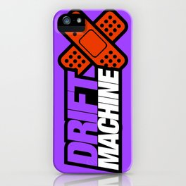 Drift Machine v7 HQvector iPhone Case