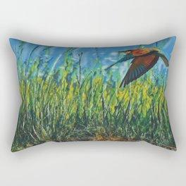 European Bee-Eater II Rectangular Pillow