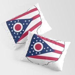 Ohio Love Pillow Sham