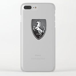 My Horse Clear iPhone Case